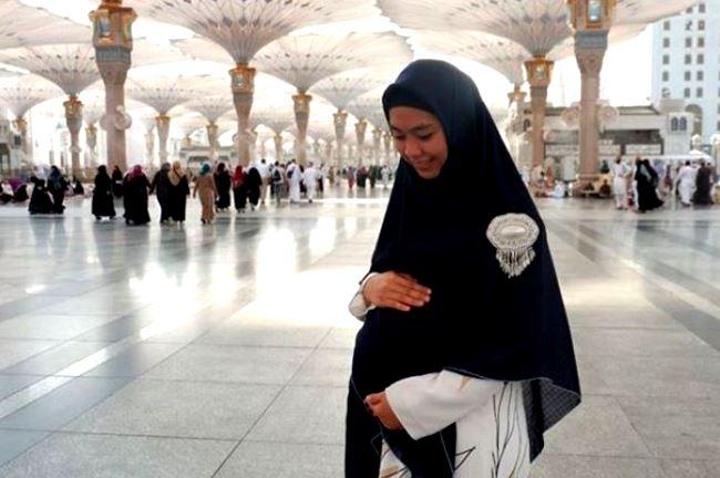 Tips Umroh Bagi Wanita Hamil